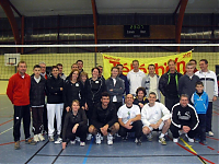 telethon 2013 volley