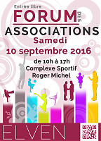 Affiche forum des associations 2016